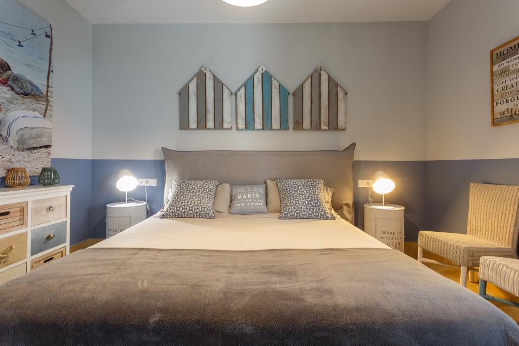Chambre suite lit