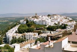 Bici (Cádiz): Roche-Naveros-Pago del Humo